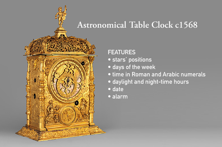 mechanical clocks: the intersection of art, physics and history